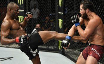 UFC lupte